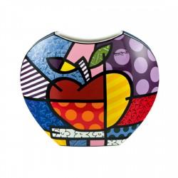 Britto - Vase Big Apple