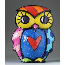 Britto -Owl Courage