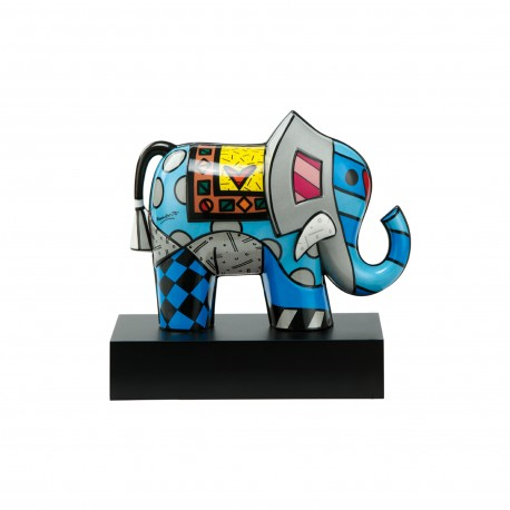 Britto - Elephant Great India 2