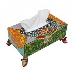 Tom's Drag - Tissue Box
