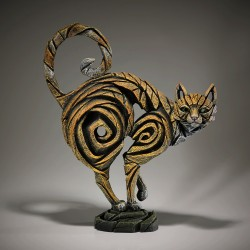 Edge Sculpture - Ginger Cat