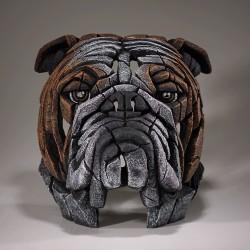 Edge Sculpture - Bulldog Bust