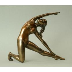 Body Talk - Yoga Utthia Trikonasana