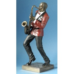 Le Monde Du Jazz - Tenor Sax red