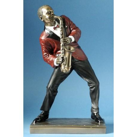 Le Monde Du Jazz - Alt Sax red