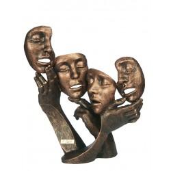 Angeles Anglada - Quartett Kupfer