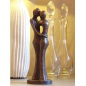 Bronzefiguren - Liebespaar S