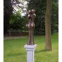 Bronzefiguren - Liebespaar L