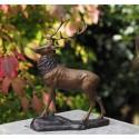Bronzefiguren - Hirsch klein