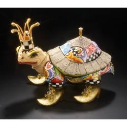 Tom's Drag - Schildkröte Emma L