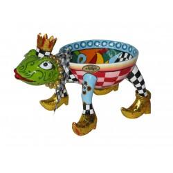 Tom's Drag - Schale Frog