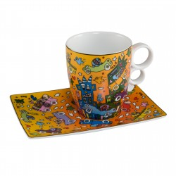 James Rizzi - Mug Not Getting Around    NEU