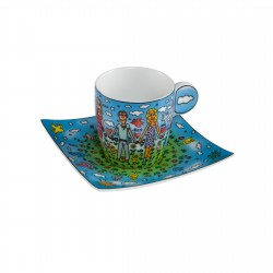 James Rizzi - Espressoset Friends   NEU