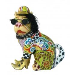 Tom's Drag - Hund Steve L