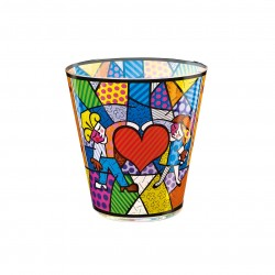 Britto - Teelicht Heart Kids