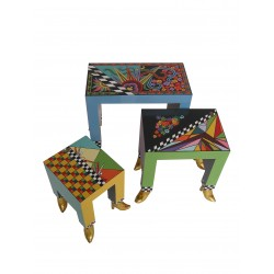 Tom's Drag - Side Tables Set