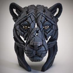 Edge Sculpture - Black Panther Bust NEU