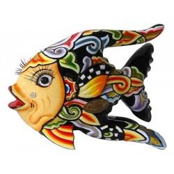 Tom's Drag - Fisch Oscar L schwarz