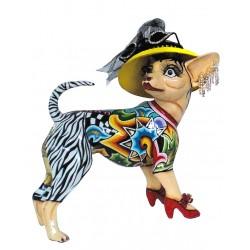 Tom's Drag - Chihuahua Frida M stehend