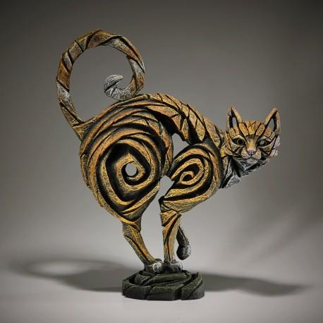 Edge Sculpture - Ginger Cat