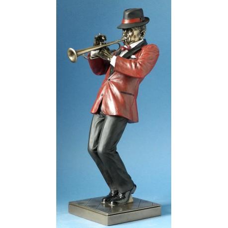 Le Monde Du Jazz - Trumpet red