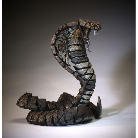 Edge Sculpture - Cobra Copper Brown
