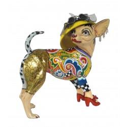 Tom's Drag - Chihuahua Frida L stehend