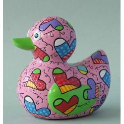 Britto - Duck Hearts NEU