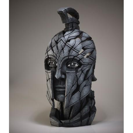 Edge Sculpture - Spartan Bust Slate NEU