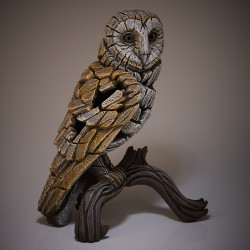 Edge Sculpture - Barn Owl NEU