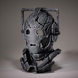 Edge Sculpture - Cyberman Bust (aus Doctor Who)