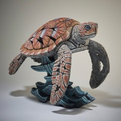 Edge Sculpture - Sea Turtle NEU