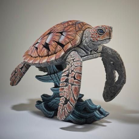 Edge Sculpture - Sea Turtle NEU