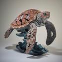 Edge Sculpture - Sea Turtle