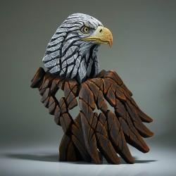 Edge Sculpture - Bald Eagle (Weisskopfseeadler) Bust NEU