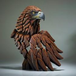 Edge Sculpture - Golden Eagle (Steinadler) Bust NEU