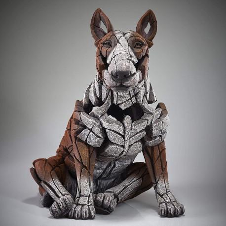 Edge Sculpture - Bull Terrier Red NEU