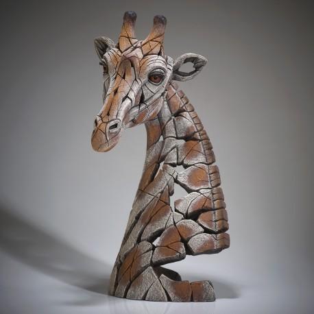 Edge Sculpture - Giraffe Bust
