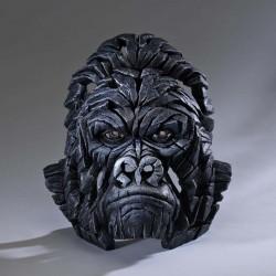 Edge Sculpture - Gorilla Bust
